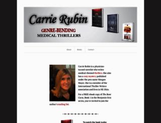 carrierubin.com screenshot