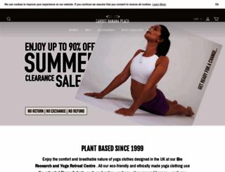 carrotbananapeach.com screenshot