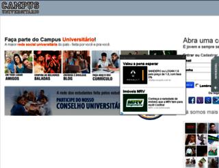 carrouniversitario.com.br screenshot