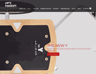 carryfreedom.com screenshot