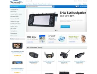 cars-electronics.com screenshot