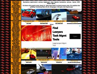 cars-spiele.onlinespiele1.com screenshot