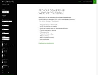 cars.progressionstudios.com screenshot