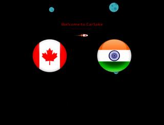 carsake.com screenshot