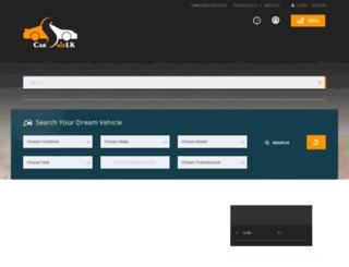 carsalelk.com screenshot