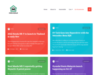 carsdeals.net screenshot