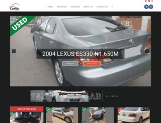 carsforsale.com.ng screenshot