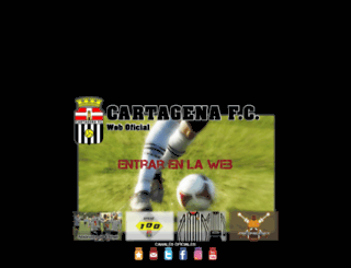 cartagenaefese.es screenshot