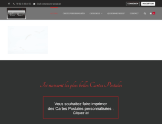 carte-postale.net screenshot