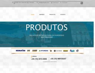 cartisparts.com.br screenshot