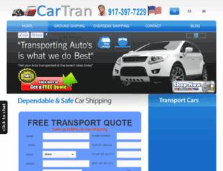 cartran.net screenshot