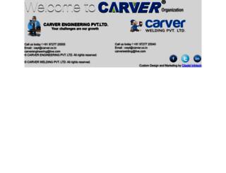 carver.co.in screenshot