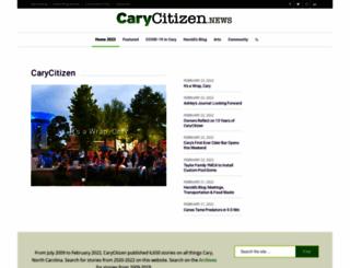 carycitizen.com screenshot