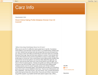 carz-info111.blogspot.al screenshot