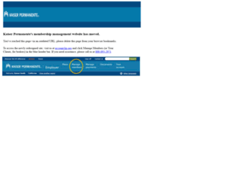 cas.kaiserpermanente.org screenshot