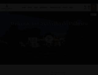 casa-velha.com screenshot