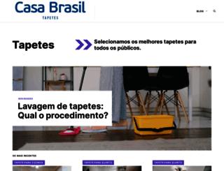 casabrasiltapetes.com.br screenshot