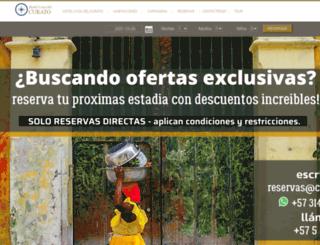 casacurato.com screenshot