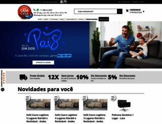casadecasa.com.br screenshot