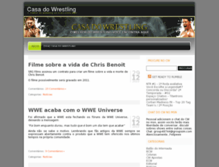 casadowrestling.wordpress.com screenshot