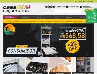 casaexpressa.com.br screenshot