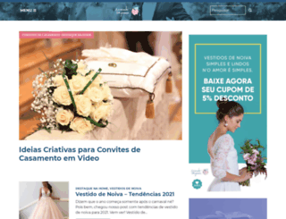 casandosemgrana.com.br screenshot