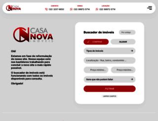 casanovajf.com.br screenshot