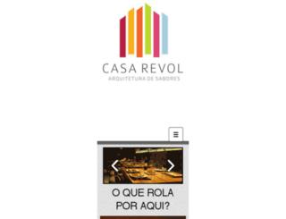 casarevol.com.br screenshot