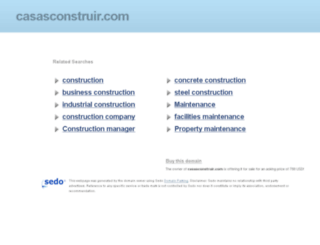 casasconstruir.com screenshot