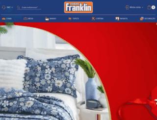 casasfranklin.com.br screenshot