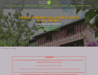 casasierrasalamanca.com screenshot