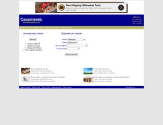 casasnaweb.com.br screenshot