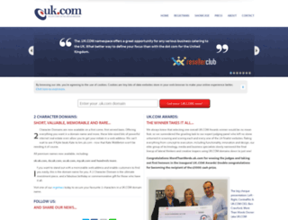 casaspain.uk.com screenshot