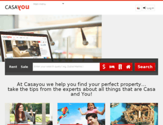 casayou.com screenshot
