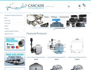 cascadebitz.com screenshot