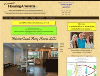 cascadefa.com screenshot