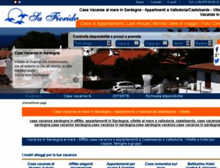 case-vacanze.sardegna.it screenshot
