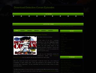 caseclosedepisodes.blogspot.com screenshot