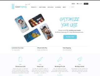 casemyway.com screenshot