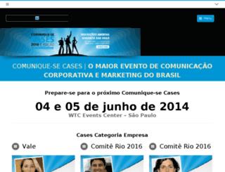 cases.comunique-se.com.br screenshot