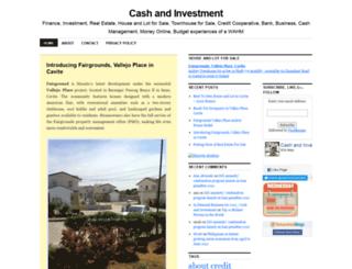 cashandinvestment.com screenshot