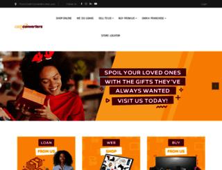 cashconverters.co.za screenshot