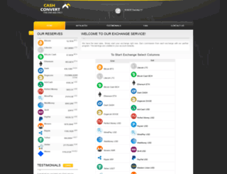 cashconvertnow.com screenshot