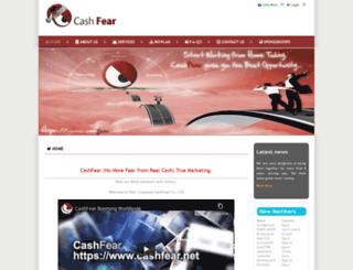 cashfear.net screenshot