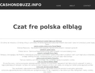 cashondbuzz.info screenshot