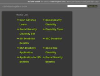 cashteamsystem.com screenshot