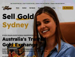 cashworldgoldbuyers.net.au screenshot