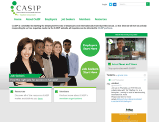 casip.ca screenshot