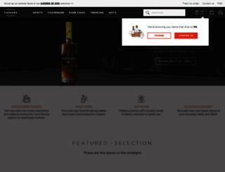 caskers.com screenshot