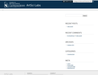 caslabs.case.edu screenshot